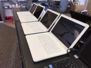 Back to School Special!!! Macbook A1342 4GB 250GB mac os 10.11.3