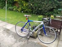 GENTS BARACUDA ROAD BIKE (21 GEARS A LOVELY BIKE TO RIDE) EXCELLENT CONDITION, FOR SOMEONE