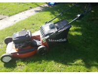 Mountfield Monarch Petrol Lawn Mower