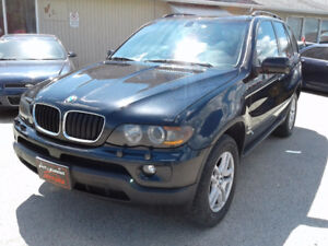 2006 BMW X5 Sport Utility SUV, with ONE YEAR WARRANTY