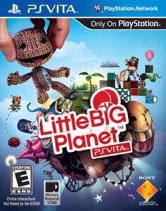 Little Big Planet - PlayStation PS Vita Portable Standard Ed.