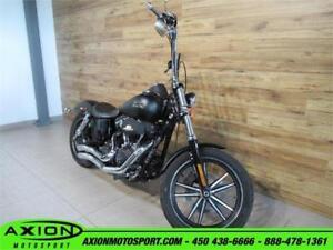 2014 Harley-Davidson Dyna Street Bob FXDB * Beaucoup d'ajouts *