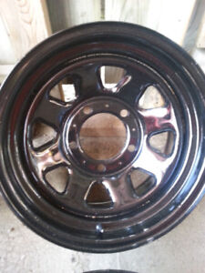 Looking for Jeep steel rim