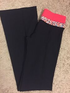 New Size 4 Lululemon Groove Pants