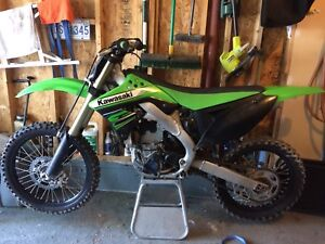 Reduced Price - Like New 2012 KX250F