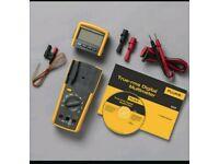 Fluke 223 remote removable display multimeter