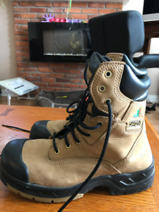 DAKOTA SAFTEY APPROVED STEEL TOE BOOTS