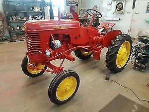 pony tractor 1.0L 4 cyl gas
