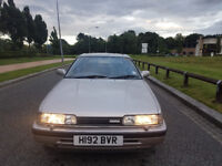 great low mileage classic Mazda 626 1990 GLX 40,000 mile only, 12 Month MOT