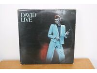 """Vinyl records, collection of 30 LP's and 20 12"""" singles, various artists."""