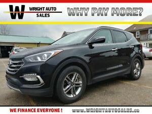2017 Hyundai Santa Fe Sport SPORT| AWD| LEATHER| SUNROOF| BLUETO