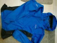 Berghaus waterproof gore-tex jacket size S/M