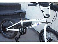 Stolen high spec BMX bike for child approx 4 - 6yrs