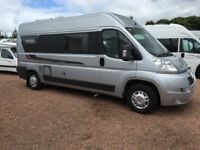 Autocruise Accent 2012 3 Berth 130BHP only 16500 miles 1 previous owner very good condition