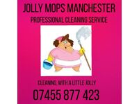 Jolly Mops Mcr Cleaning Services - DEEP CLEANS, REGULAR CLEANS, OFFICE CLEANING AND MORE!