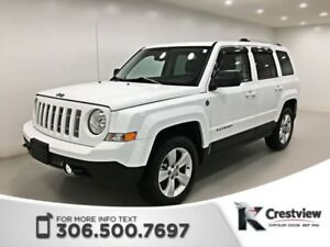 2014 Jeep Patriot Limited 4x4 | Sunroof | Navigation