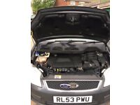 2003 Ford C-MAX, service history, good brakes and good tyres good little runner