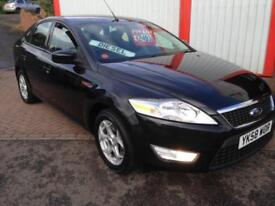 Ford Mondeo 1.8TDCi 125 2008 Zetec GREAT FAMILY CAR GREAT MPG