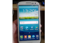 samsung galaxy s3 unlocked with charger