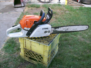 "Stihl MS270 Chainsaw 20"" Bar and Chain"