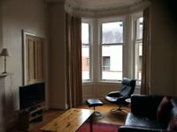 Lovely 2 bed flat 5min walk from Underbelly George Square