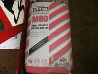 Ultra Crete M60 - 25kg bags x 5