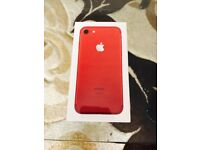iPhone 7 red limited edition