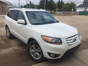 Hyundai Sante Fe excellent condition