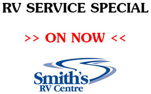 RV Service Specials - ON NOW!