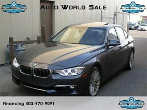 2013 BMW 328 XI - NAVI | HEAD UP DISPLAY-BROWN INTERIOR |EXEC PA