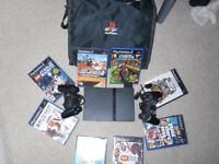 Playstation 2 & games