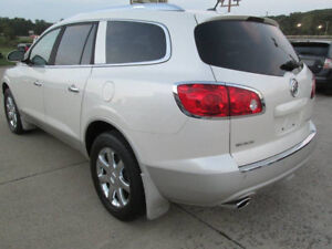2008 Buick Enclave 7 seats leather 2 sunroof dvd $5500 etest