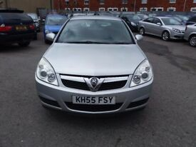 2005 VAUXHALL VECTRA LIFE 1.8 vvt PETROL 5 SPEED MANUAL 114k MILES NEW MOT