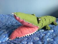 Crocodile Toy Roald Dahl