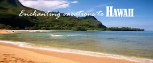 GET AWAY TO HAWAII On this AWESOME Deal - Dont miss the opp!!