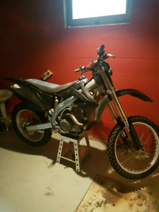 2007 Crf450 r price reduced
