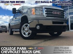 2014 GMC Sierra 2500HD SLT  - Leather Seats -  Bluetooth -  Memo