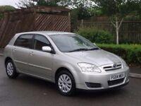2005 Toyota Corolla VVTI, 1.6 Petrol, 39k Genuine Miles, HPI Clear, Fully Valeted, FSH, 2 keys !!
