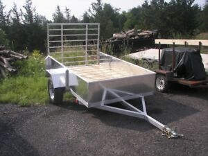 For Sale New Aluminium Utility Trailer