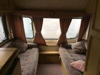 Swift Danette Diamond 5- berth caravan