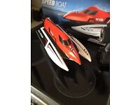 rc brushless speed boat new boxed 28mph