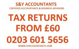 Low Cost Accountant-We can beat any quote - Tax Returns, Self Assessment, Company Annual Accounts