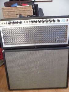 1979 Fender Super Reverb plus for VAN