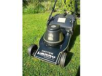 Hayter hobby executive electric mower