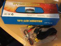 Car/Van Reversing camera kit