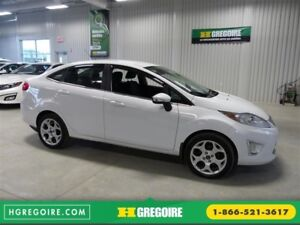 2011 Ford Fiesta SEL A/C Gr-Électrique (Mags-Bluetooth)