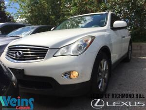 2010 Infiniti EX35 LEATHER/ROOF!