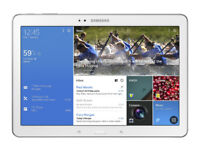 "10.1"" Samsung Galaxy Tab Pro Android Tablet - White - 16GB"