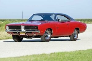 Looking for Turn Key 1968-1969 Dodge Charger