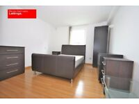 CLICK HERE-TOP FLOOR 1 BED OFFERED FURNISHED WITH BALCONY IN HELION COURT WESTFERRY ROAD E14